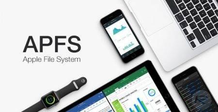 فایل سیستم APFS اپل چیست و چه مزایایی دارد؟