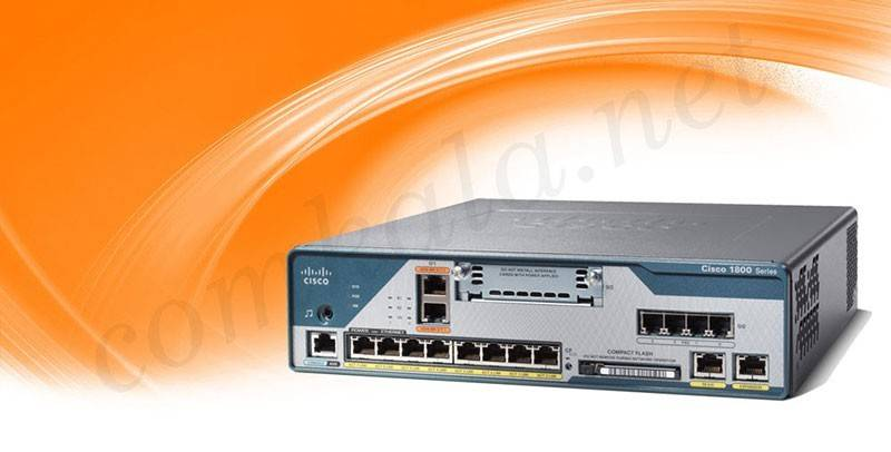 Cisco Router Comkala.net روتر سیسکو