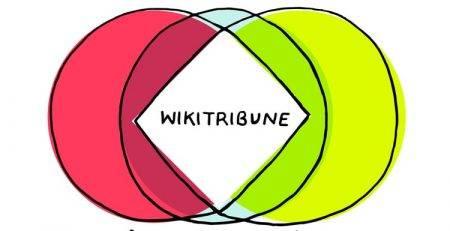 ویکی تریبون توسط مؤسس ویکی پدیا برای مبارزه با خبرهای کذب تأسیس شد
