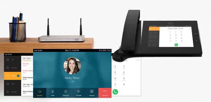 تکنولوژی جدید سیسکو در شبکه ویپ : محصولات مراکی Cisco Meraki