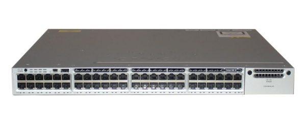 سوئیچ سیسکو WS-C3850-48T-L,سوئیچ WS-C3850-48T-L,سیسکو C3850-48T-L,قیمت سوئیچ سیسکو WS-C3850-48T-L,سوئیچ سیسکو 3850,سوئیچ سیسکو WS-C3850-48T-L