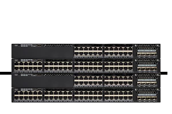 Cisco Catalyst 3650 Series,سوئیچ های Enterprise سیسکو