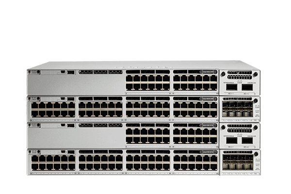 سوئیچ های Enterprise سیسکو,catalyst 9300 series switches