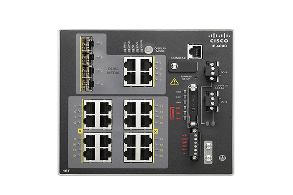 سوئیچ Industrial Ethernet Switches سیسکو