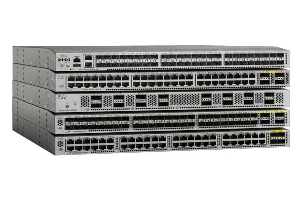 Cisco Nexus 3000 Series, سوئیچ های Data Center سیسکو