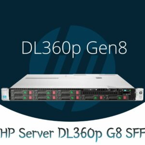 سرور HP ProLiant DL360p Gen8,سرور DL360p,سرور HP,سرور HP DL360p,مشخصات سرور DL360p HP