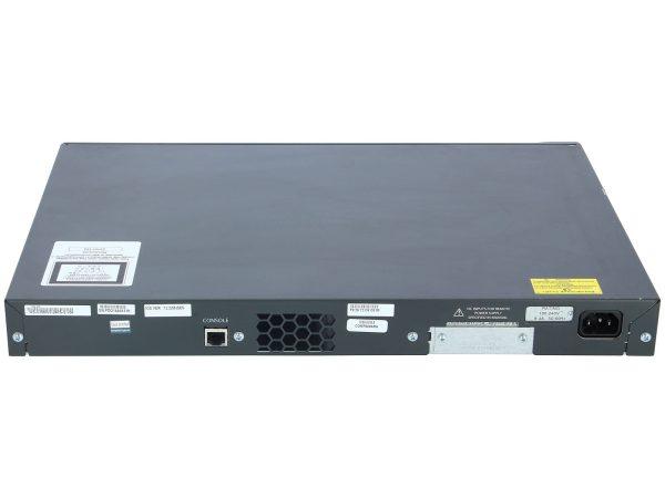 سوئیچ سیسکو WS-C3560V2-24PS-S