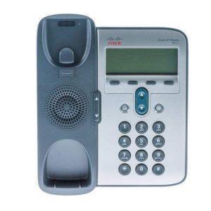 آی پی فون سیسکو 7911G,تلفن سیسکو 7911,سیسکو 7911,CISCO IP PHONE 7911G
