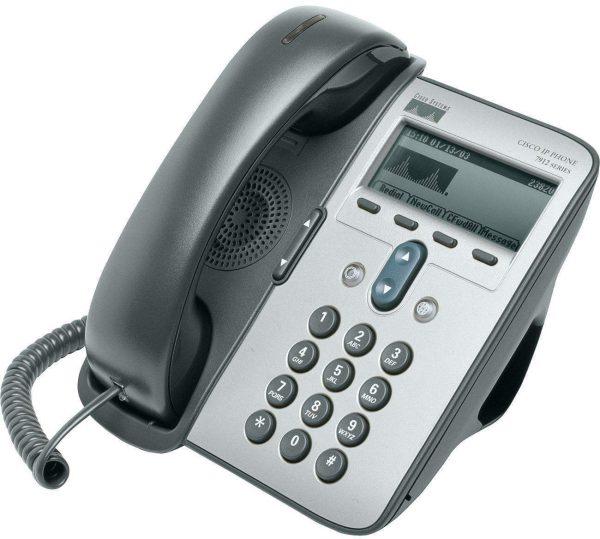 ,تلفن سیسکو 7912G,آی پی فون 7912G,تلفن IP سیسکو 7912,گوشی آی پی فون 7912G سیسکو