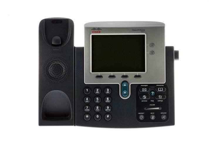 CISCO IP PHONE 7941G REFURBISHED - کام کالا