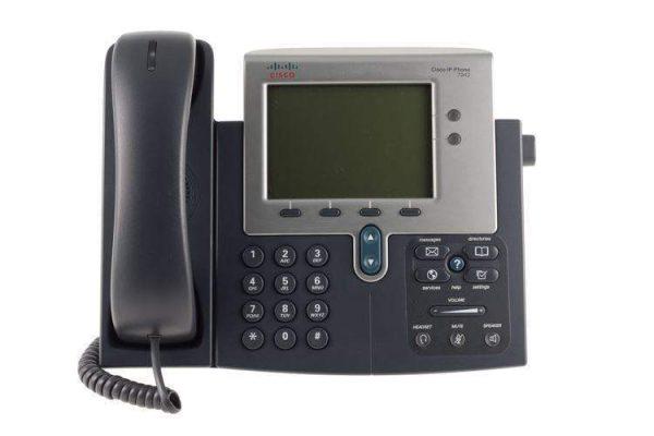 CISCO IP PHONE 7942G USED - کام کالا
