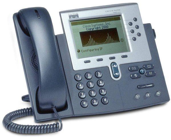آی پی فون سیسکو 7960G,تلفن سیسکو 7960,آی پی فون سیسکو,تلفنIP7960 سیسکو