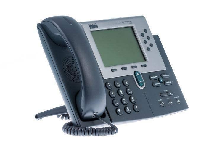 CISCO IP PHONE 7960G USED - کام کالا
