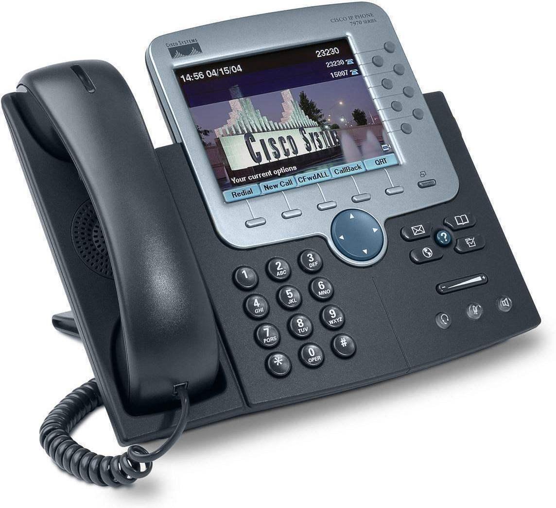 تلفن سیسکو 7970,آی پی فون سیسکو 7970,تلفنIPسیسکو 7970,قیمت آی پی فون سیسکو 7970,سیسکو 7970