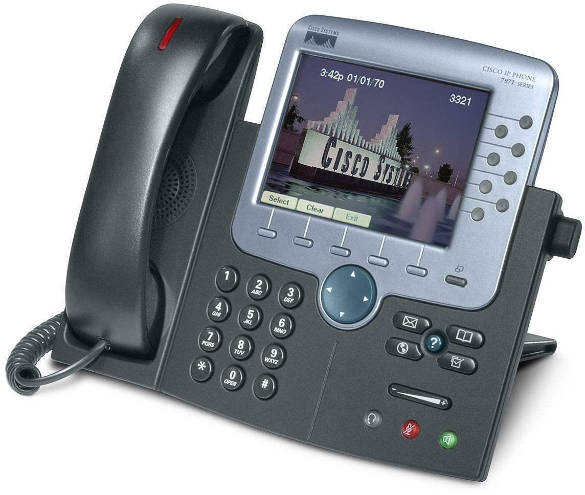 آی پی فون سیسکو 7971G,تلفن سیسکو 7971,آی پی فون سیسکو 7971,سیسکو 7971,تلفنIP 7971 سیسکو,قیمت آی پی فون سیسکو 7971