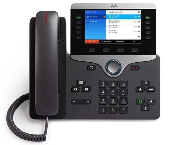 آی پی فون 8841 سیسکو آکبند,تلفن سیسکو 8841,تلفن ip سیسکو 8841,آی پی فون 8841,Cisco IP Pone 8841