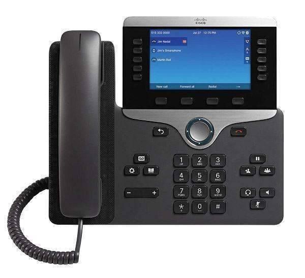 آی پی فون8861سیسکو آکبند,تلفن سیسکو 8861,ای پی فون سیسکو سری 8800,آی پی فون 8861