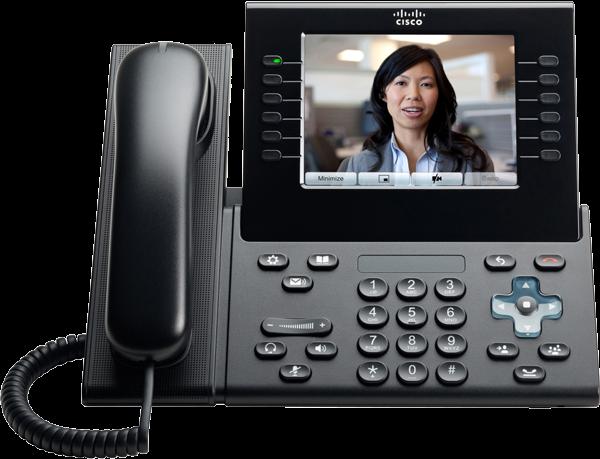CISCO IP VIDEO PHONE 9971 USED - کام کالا