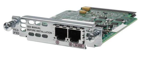 ماژول سیسکو Cisco VIC2-2FXO