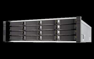استوریج کمپانی QNAP,استوریج کیونپ QNAP STORAGE ES1640DC,ذخیره ساز کیونپ سازگار HPE Helion,استوریج ES1640DC,استوریج کیونپ ES1640DC