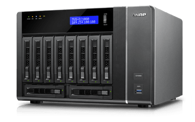 ذخیره ساز کیونپ QNAP STORAGE TVS-EC1080,استوریج کیونپ TVS-EC1080,استوریج TVS-EC1080, قیمتذخیره ساز کیونپ TVS-EC1080,استوریج کیونپ,ذخیره ساز کیونپ